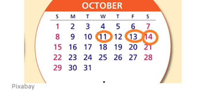 Афиша недели 9-15 октября: деловой подход к развлечениям и хобби