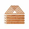 Деревянное и каркасное домостроение. Баня-2019