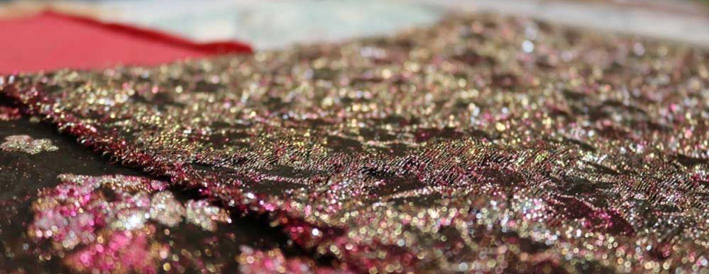 5 -я Международная выставка тканей и текстильных материалов ИНТЕРТКАНЬ