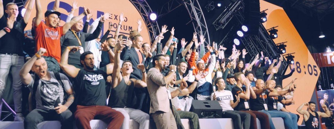 VII Международный фестиваль спорта и здорового образа жизни SN PRO EXPO FORUM 2019