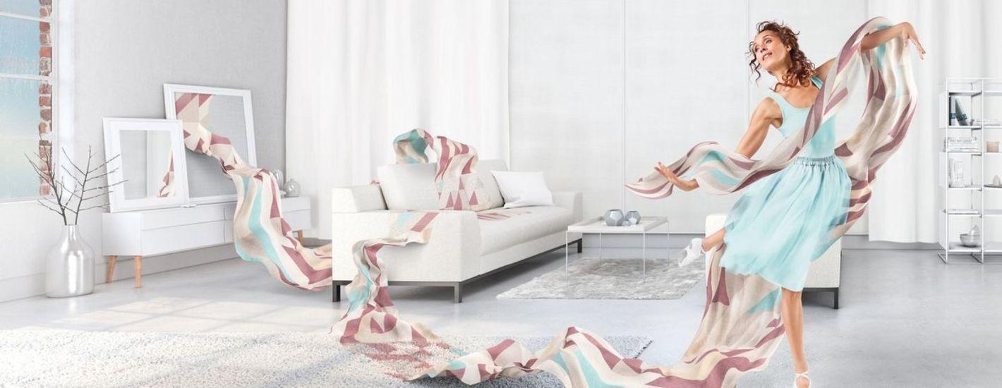 Международная выставка домашнего текстиля и тканей для оформления интерьера