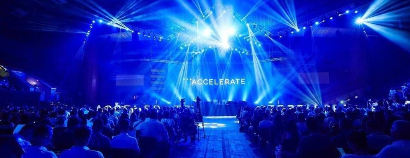 Открытая конференция для бизнеса и ИТ | ACCELERATE 2019
