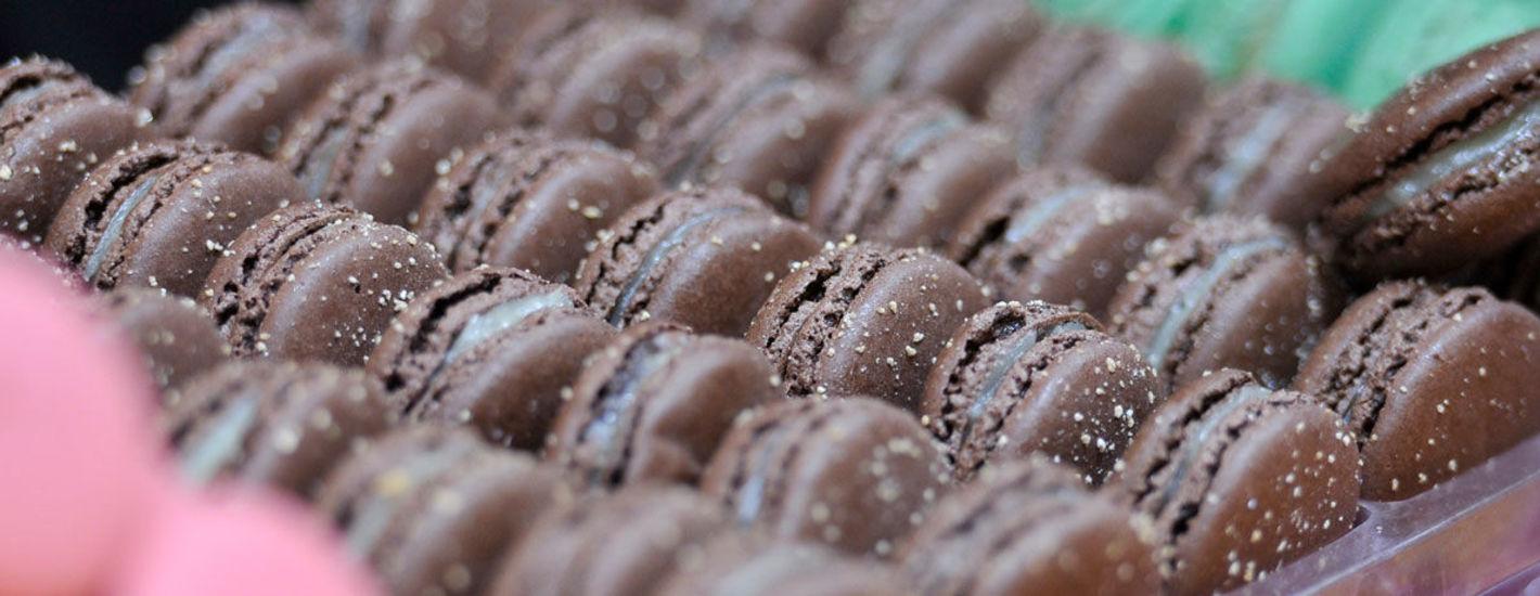 VIII международный Салон Шоколада (Salon du Chocolat Moscow)