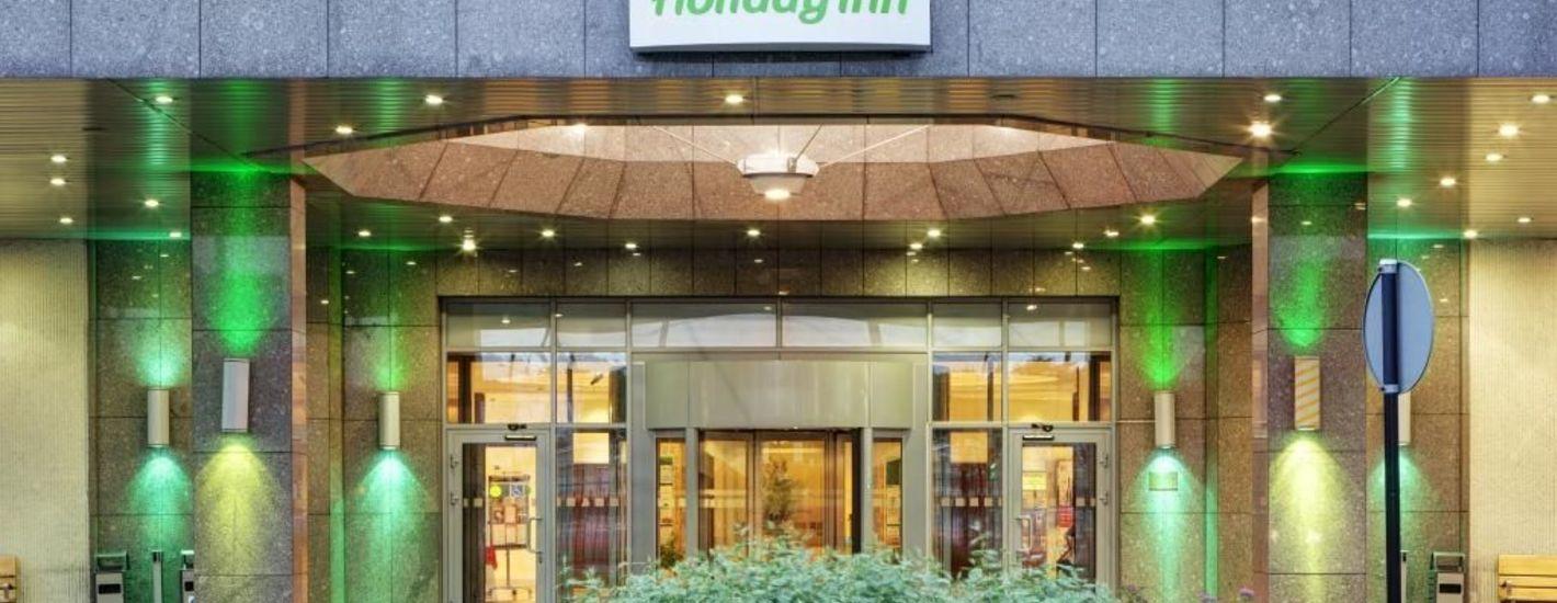 Отель «Holiday Inn Moscow Sokolniki»