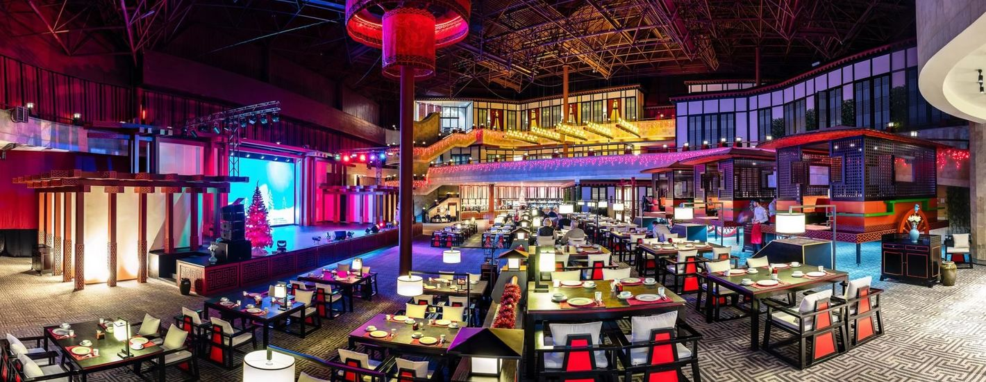 Большой ресторан Цинь